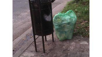 Otro día más sin recolección de residuos