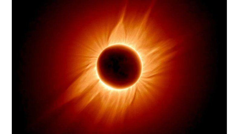 Qué es un eclipse solar total
