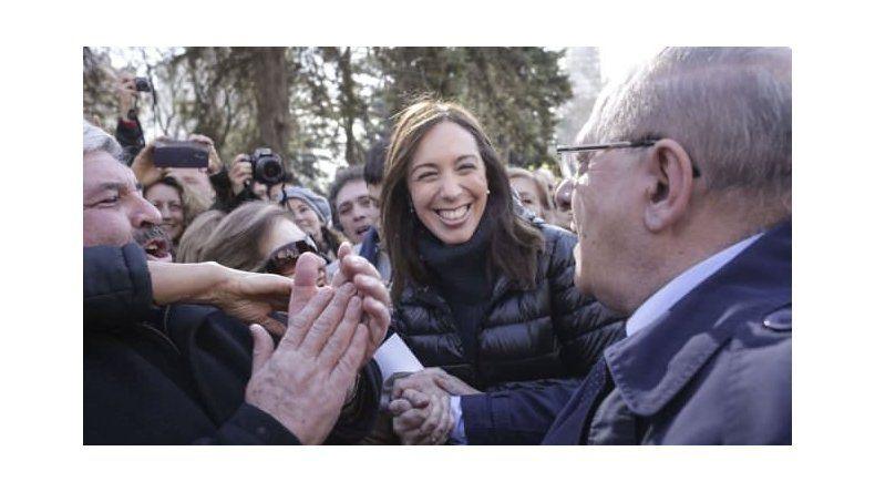 María Eugenia Vidal y Rogelio Frigerio vendrán a Mar del Plata