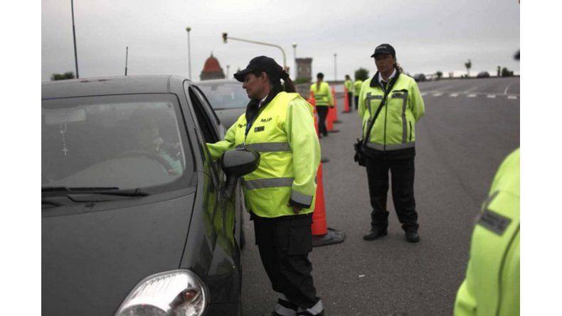 Jueces pidieron que Arroyo mejore los operativos de tránsito