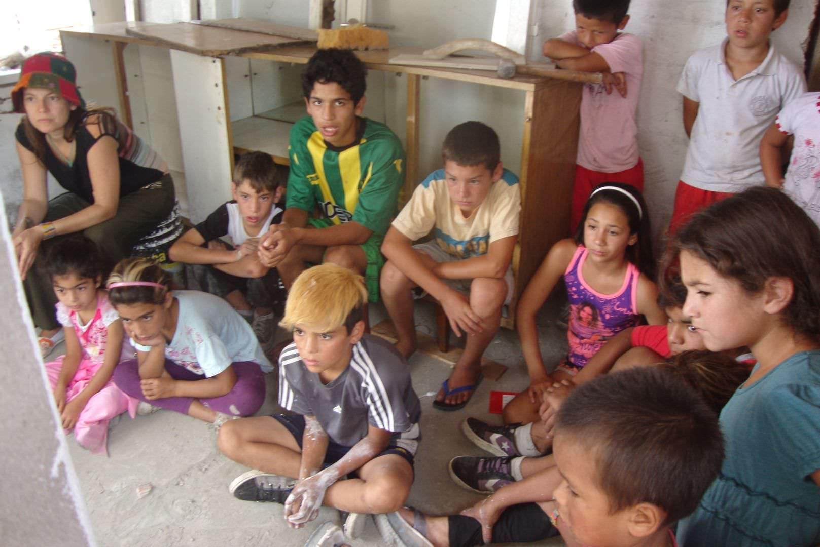 Colaboran con un comedor infantil de parque independencia for Comedor infantil