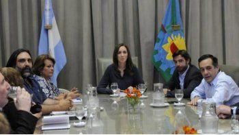 Vidal ofreció a los docentes un aumento del 27% y los gremios responden el martes