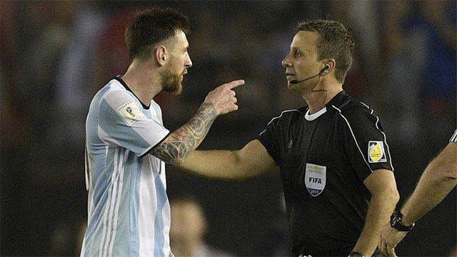 La selección argentina volverá a la zona de clasificación directa por un fallo