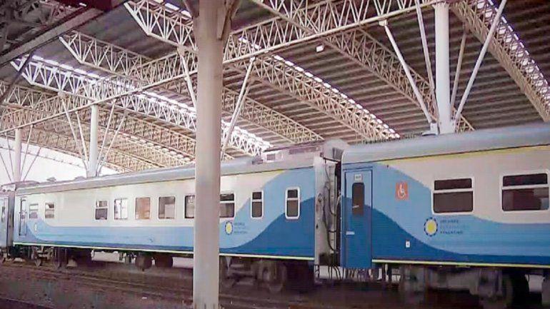 El 3 de julio vuelve el tren a Mar del Plata