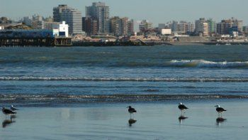 Así estará el clima este domingo en Mar del Plata