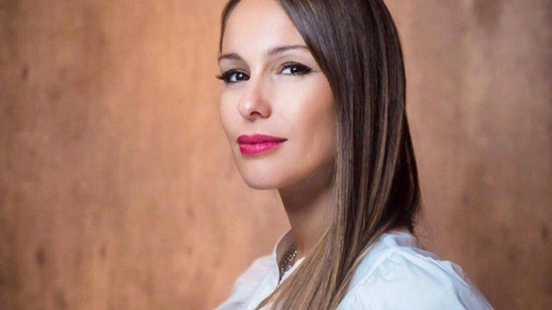"""Video: el """"agresivo"""" momento de Pampita con una periodista"""
