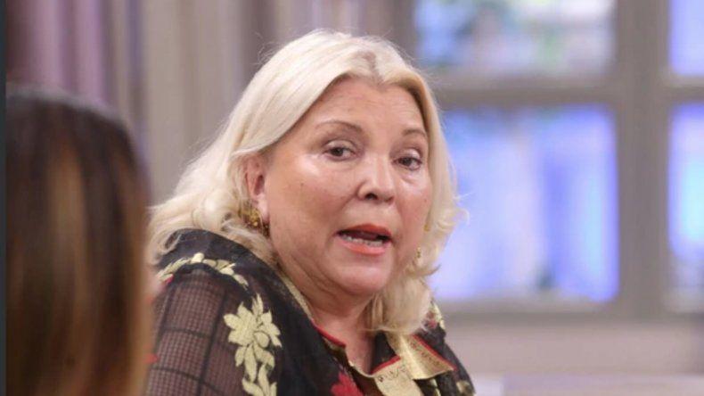 """Elisa Carrió: """"Perdí la confianza en el Presidente"""""""