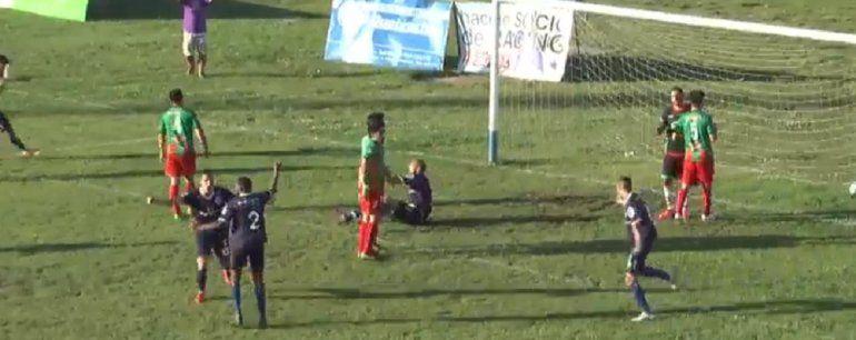 Círculo no pudo pasar del empate y fue eliminado por Racing de Olavarría