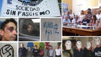 Tiene fecha el juicio contra los neonazis: 6 de marzo