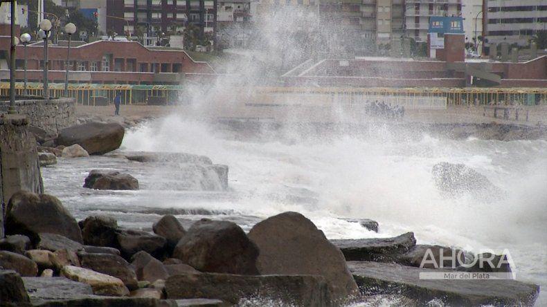 Nuevo alerta meteorológico por tormentas fuertes