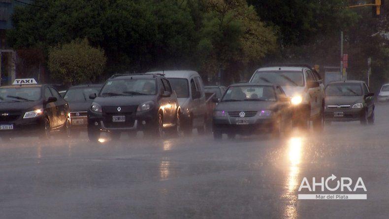 ¿Seguirá lloviendo? Así estará el clima este martes y el resto de la semana en Mar del Plata