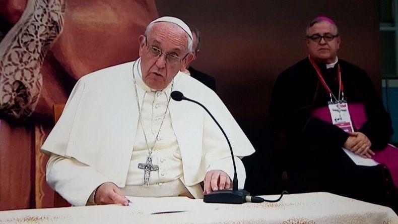 El papa Francisco quedó encerrado en un ascensor del Vaticano