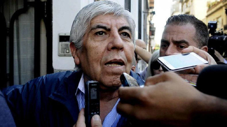Moyano declaró en Córdoba por una causa por lavado de dinero