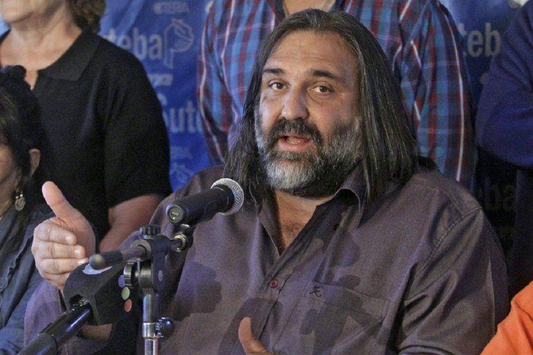 Baradel irá a la OIT para denunciar a la gobernadora María Eugenia Vidal