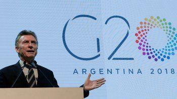 Arranca en Buenos Aires la cumbre económica mundial del G20