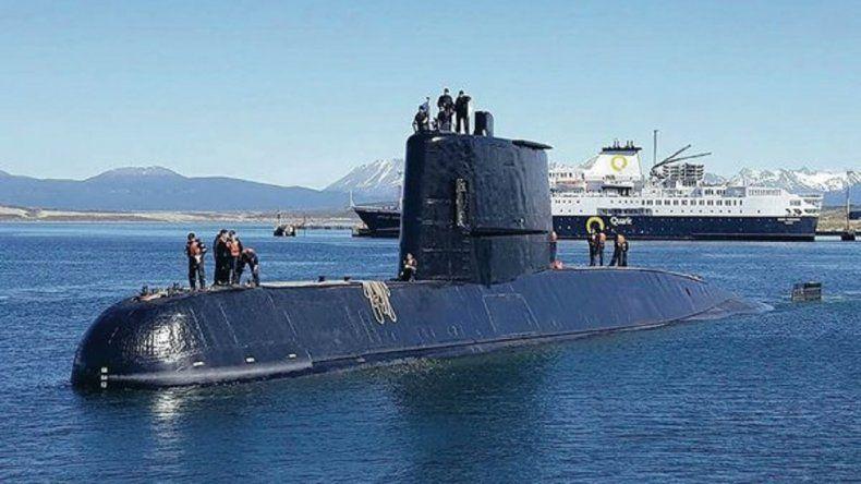 Un nuevo llamado a licitación para la búsqueda del ARA San Juan