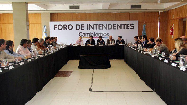 Los intendentes de Cambiemos se reunieron sin la presencia de Arroyo