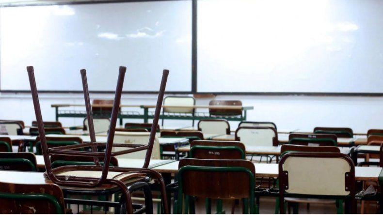 El martes no habrá clases en escuelas municipales por una medida de fuerza