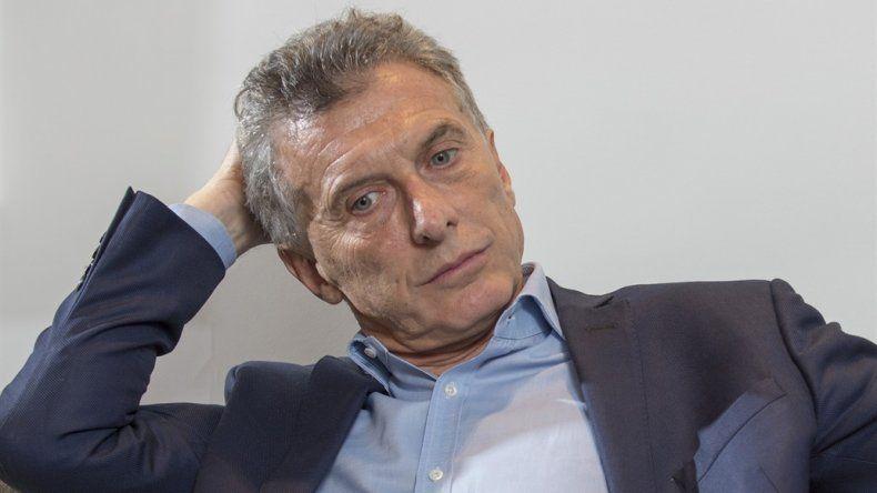 Le detectaron a Macri un quiste benigno en el páncreas
