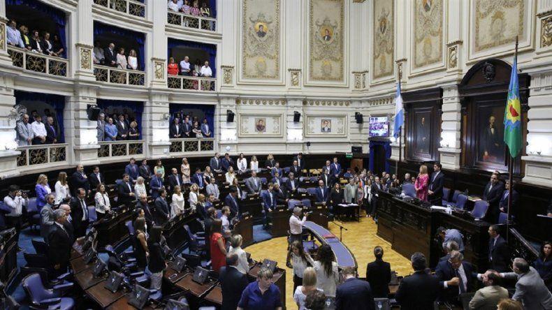 Vidal consiguió que se apruebe el Presupuesto en la Legislatura bonaerense