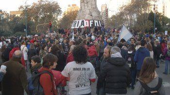 Acuerdo con el FMI: marplatenses expresaron su rechazo