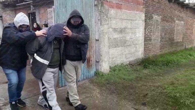 Detienen a un delincuente por un violento robo en la casa de un matrimonio