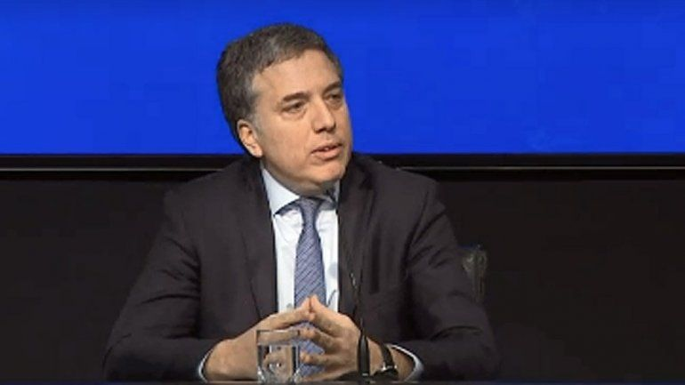 Dujovne: No hay motivo para que la volatilidad que vimos subsista