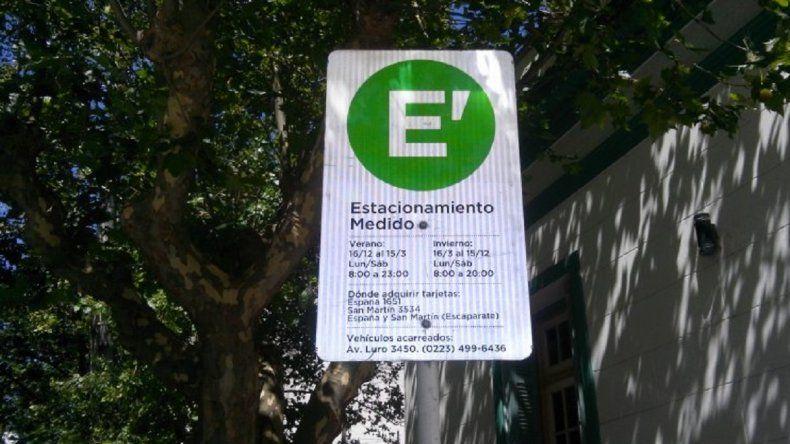 Medido: proponen que los vecinos no paguen por estacionar en su cuadra