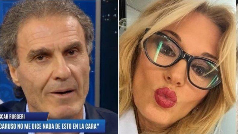Yanina Latorre se sumó a la polémica y destrozó a Oscar Ruggeri
