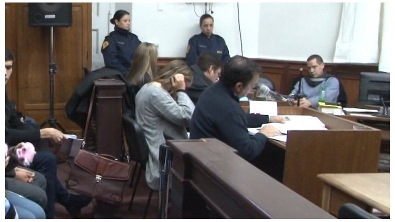 La defensa de Nahir pidió que se la condene por homicidio culposo