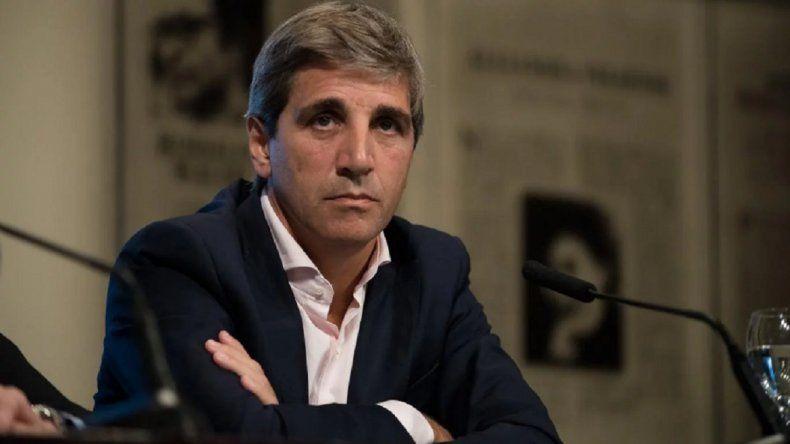 """Inesperado: Caputo renunció al Banco Central por """"problemas personales"""""""