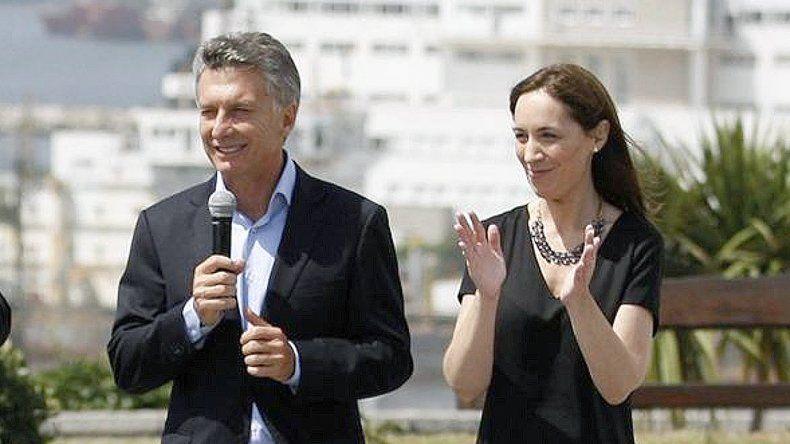 Llegan Macri y Vidal para reforzar la campaña en Mar del Plata