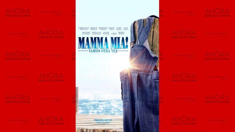 ¡Mamma Mía! AHORA Mar del Plata te invita al cine