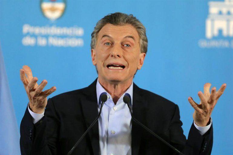 Las Diez Frases Más Destacadas De La Conferencia De Macri
