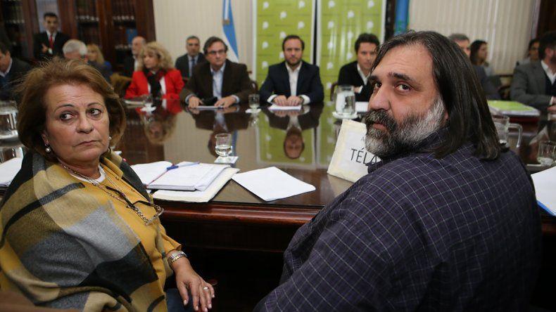 """La Provincia tildó de """"político"""" el paro de los maestros y adelantó que depositarán el 16,7%"""