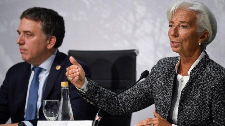 La reacción del Gobierno tras la renuncia de Lagarde al FMI