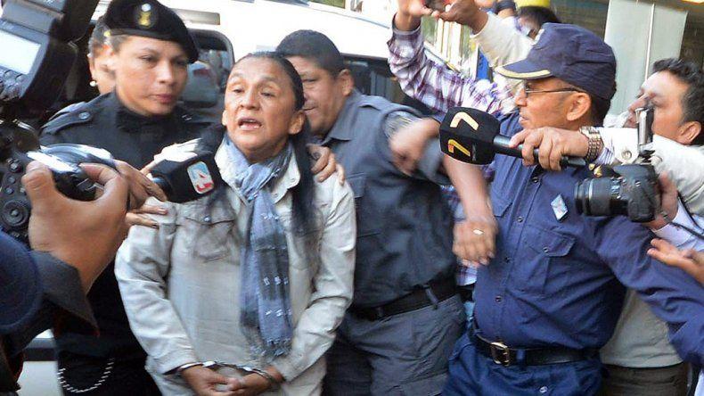 Ordenaron el traslado de Milagro Sala para que cumpla arresto domiciliario