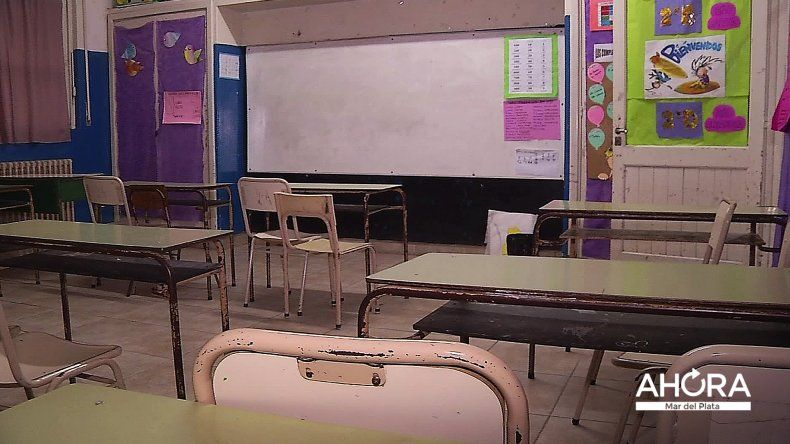 Suspendieron las clases para este miércoles en el turno mañana