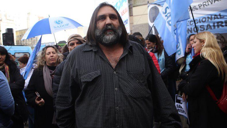 """Baradel justificó el paro docente: """"El Gobierno no da respuestas"""""""