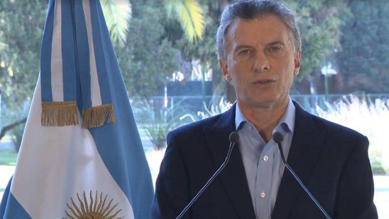 Macri busca cerrar el Presupuesto con los gobernadores