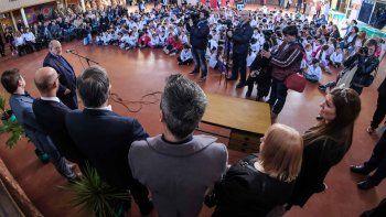 Arroyo: Esta gestión llevará agua potable a toda la población