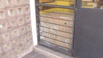 Rompieron una puerta y robaron en el jardín de infantes N°945