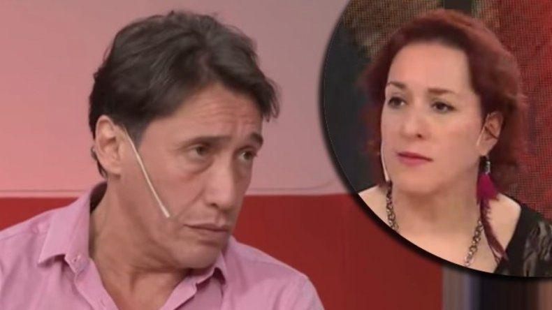 Se filtraron los fuertes audios que Fabián Gianola le enviaba a Fernanda Meneses