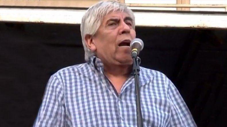 "Hugo Moyano, sin filtro contra Macri: ""Es descerebrado, inconsciente e incapaz"""