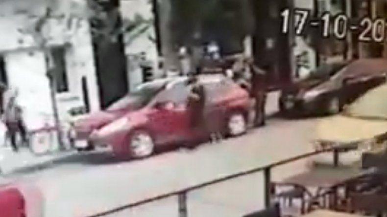 Video: denuncia que le robó el mismo ladrón que se escapó en Güemes