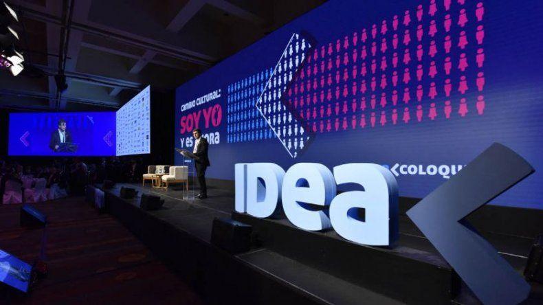 Comienza el Coloquio de IDEA en un momento clave para el futuro del país