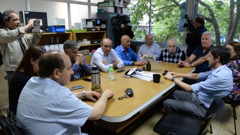 No hubo acuerdo entre el Ejecutivo y los trabajadores municipales