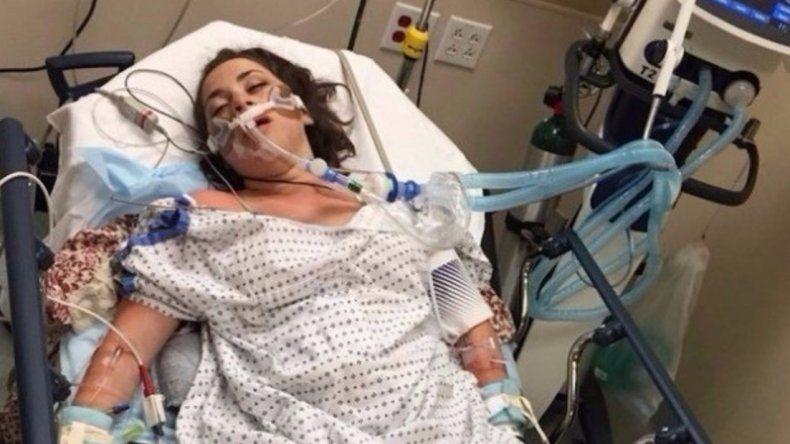 Iba a desconectar a su mujer del coma, pero escuchó tres palabras que lo dejaron helado