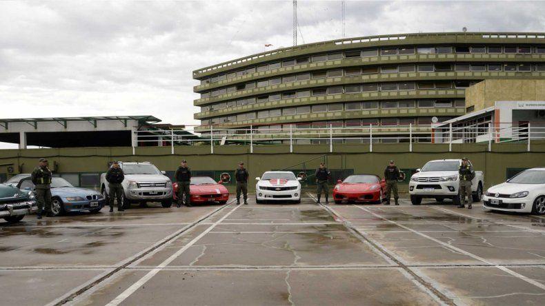 Desbaratan banda narco que tenía hoteles y estacionamientos en Mar del Plata