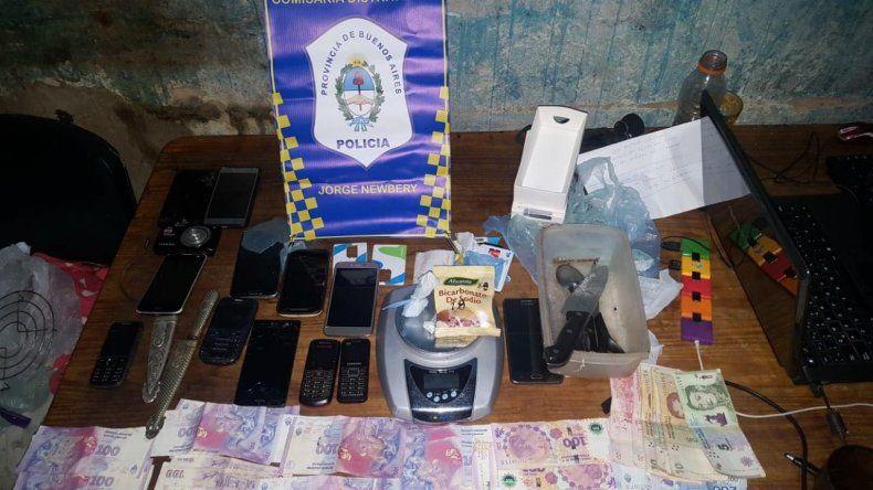Cumplía arresto domiciliario y la policía lo atrapó otra vez vendiendo droga